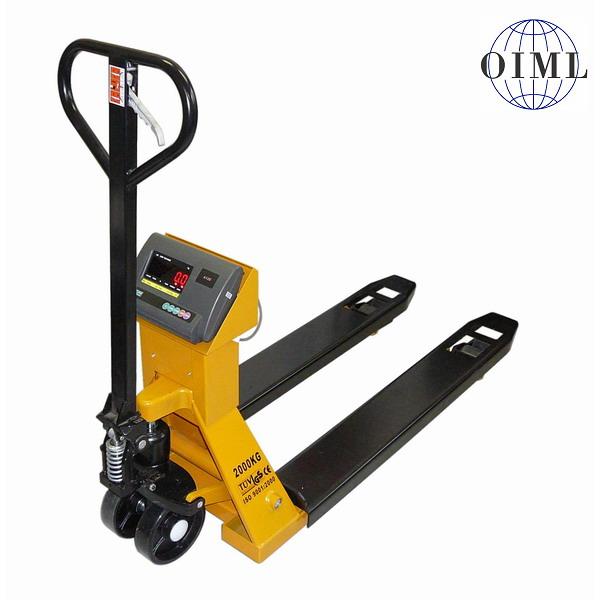 DINI ARGEO LTW15, 1,5t/2kg (Vážicí modul pro vysokozdvižné vozíky)