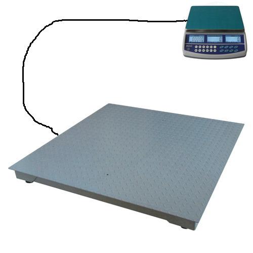 LESAK 4T1515LMB1500QHD15PLUS, 15kg/1500kg,1500x1500mm (Počítací sestava pro kontrolní vážení s velkou přesností)