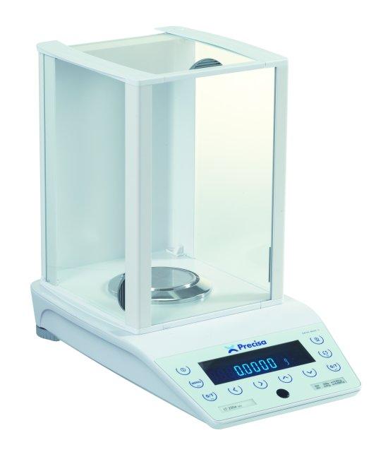 PRECISA LT 220A, 220g/0,1mg, 90mm (Profesionální analytická váha s vnitřní - interní kalibrací)