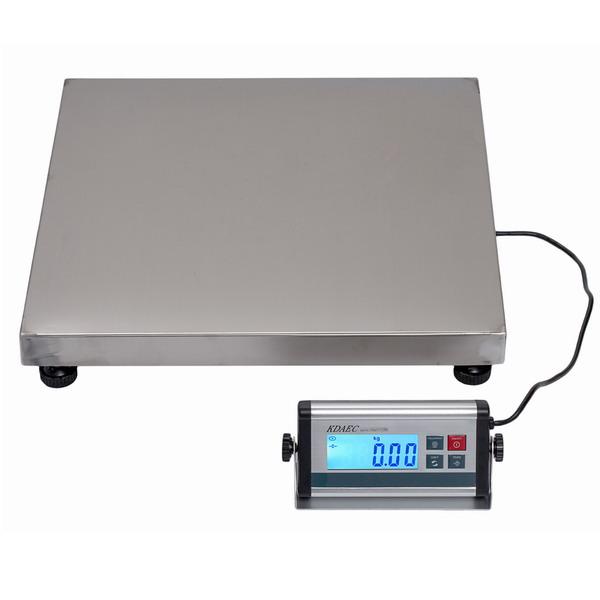 LESAK KDAEC-5050, 300kg/100g, 500mmx500mm (Můstková váha pro kontrolní vážení)