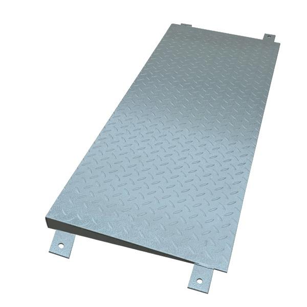 LESAK 4TNL1200MB, lak (Nájezd pro váhu 4TxxxxMB  šíře 1200mm v lakovaném provedení)
