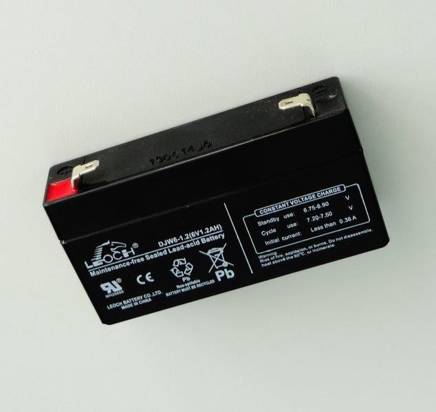 LESAK FUBAK6V3AH2 (Náhrádní díl baterie k váze)