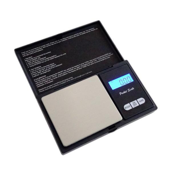 LESAK HD258, 1000g/0,1g, 65mmx75mm (Levná kapesní váha pro přesné vážení)