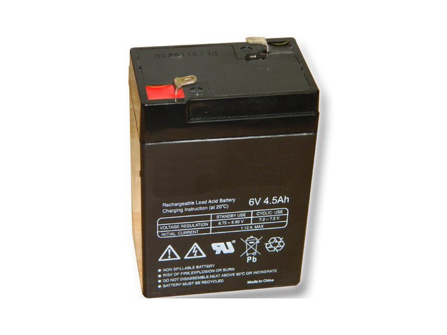 LESAK FUBAK6V4AH (Náhrádní díl baterie k váze.)