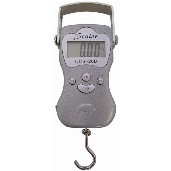 LESAK OCS-2, 30kg/10g (Ruční závěsná váha s metrem)