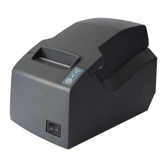 LESAK PPT2A, pokladní tiskárna černá (Pokladní tiskárna lístků nebo účtenek s USB a RS232 připojením)