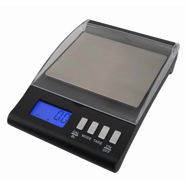 LESAK HC, 3000g/0,1g, 84mmx68mm (Levná laboratorní váha pro přesné vážení)