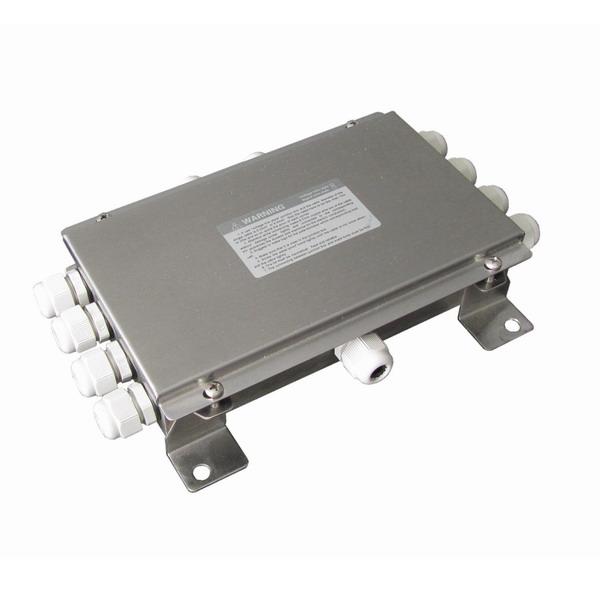 LESAK JXHN10, IP-66, nerez (Nerezová sdružovací krabice pro 10 snímačů JXHN10)