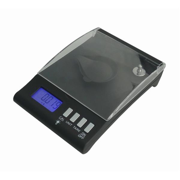 LESAK HA, 20g/0,001g, 30mm (Levná laboratorní váha pro přesné vážení)