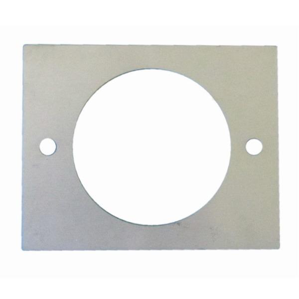 LESAK KOVKPN, 61mm, nerez (Nerezová kotvící podložka vnitřní průměr 61mm)