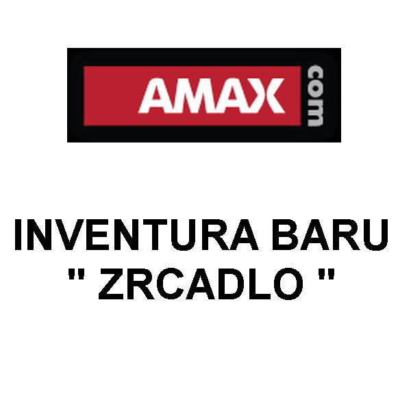 AMAX AMAZRCADLO (AMAX AMAZRCADLO program pro gastro provozy na inventarizaci baru)