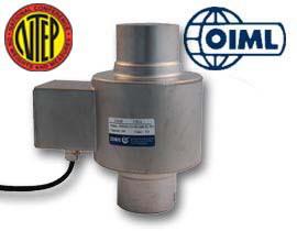 ZEMIC BM14G4, 30t, IP-68, nerez (Tenzometrický snímač pro velká zatížení ZEMIC model BM14G)