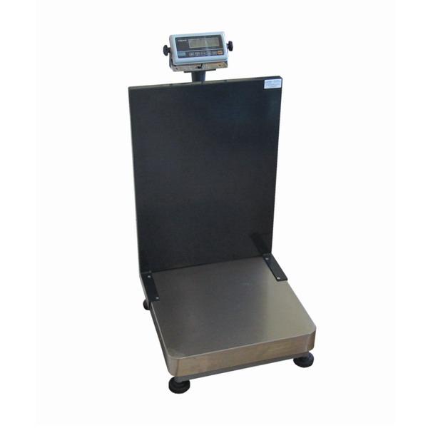 Opěrné zábradlí výšky 700mm šíře 450mm (Přídavná opěrka k můstkové váze 1T4560)