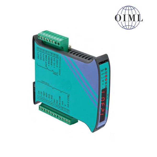 LAUMAS TLB-mAV, IP-54, plast, LED (Vážní indikátor osazen analogovým výstupem 0-20mA, 0-10V, RS485, 3 výstupy, 2 vstupy)