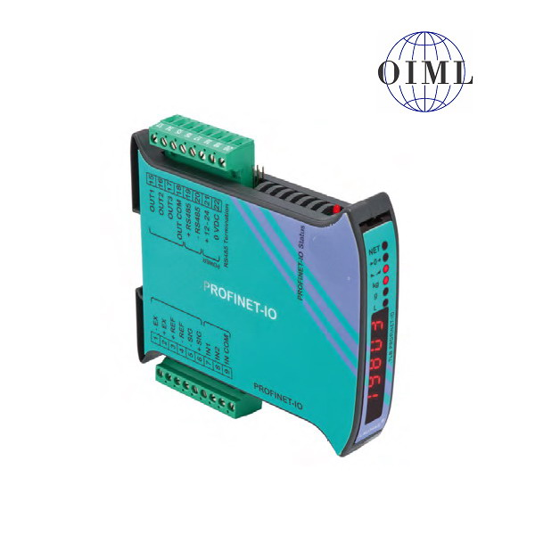 LAUMAS TLB-PROFINET, IP-54, plast, LED (Vážní indikátor s komunikačním rozhranním PROFINET , RS485, 3 výstupy, 2 vstupy)
