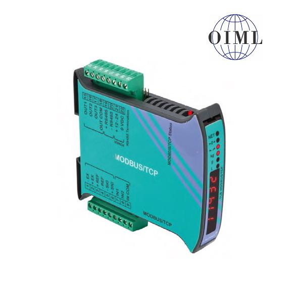 LAUMAS TLB-MODBUS TCP, IP-54, plast, LED (Vážní indikátor TLB s komunikačním rozhranním MODBUS/TCP, RS485, 3 výstupy, 2 vstupy)
