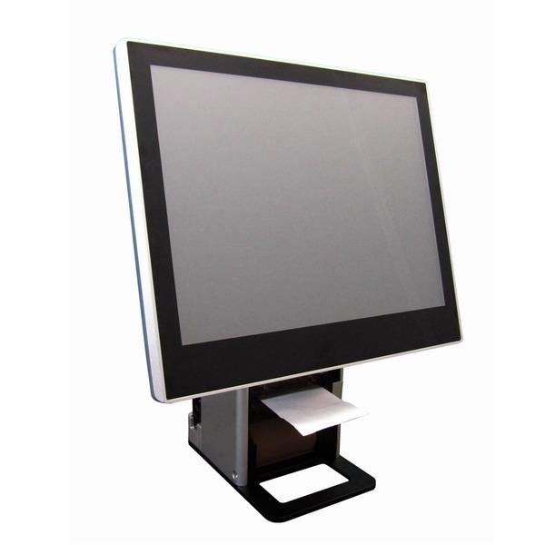"""LESAK POS 15-P - pokladní systém All In One se zabudovanou tiskárnou (POS Pokladní terminál s dotykovou obrazovkou 15"""" a vestavěnou tiskárnou)"""