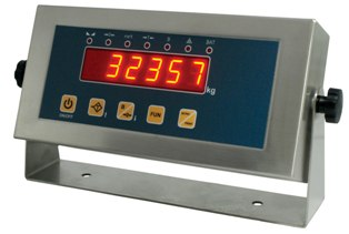 SENSOCAR REP/19, IP-54, nerez, LED (Přídavný displej nejen pro indikátory SENSOCAR)