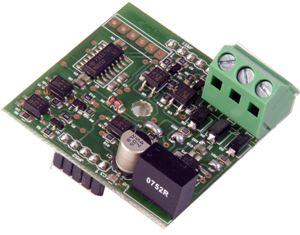 SENSOCAR AD/RS-485 (Přídavný komunikační modul RS485 pro osazení do indikátorů SC)