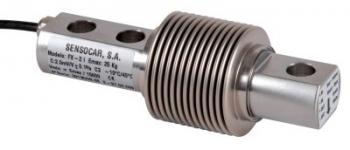 SENSOCAR FX-2/300kg, IP-68, nerez (Tenzometrický střihový snímač pro rohové zatížení SENSOCAR model FX-2)
