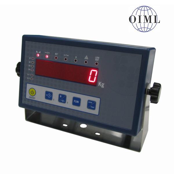 SENSOCAR SC-A1-CRT P, IP-54, plast, LED (Vážní indikátor pro dva vážicí moduly, SC-A1)
