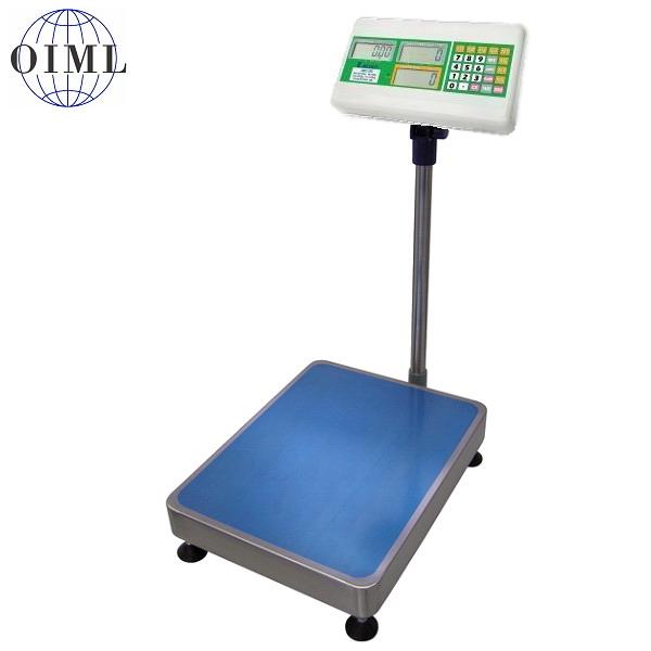 LESAK 1T3545LNAEC, 60kg/20g, 350mmx450mm (Podlahová váha pro počítání kusů s možností ověření)