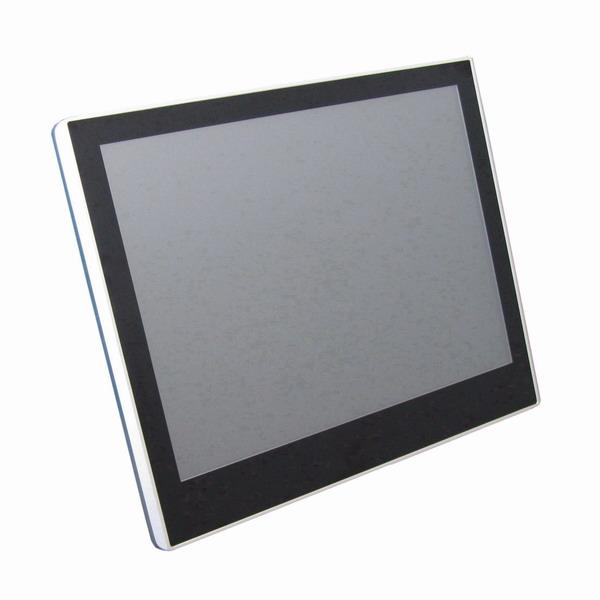 """LESAK POS 15 - pokladní terminál All In One 15"""" (PC POS pokladní terminál s dotykovou obrazovkou 15"""" v kovovém provedení)"""