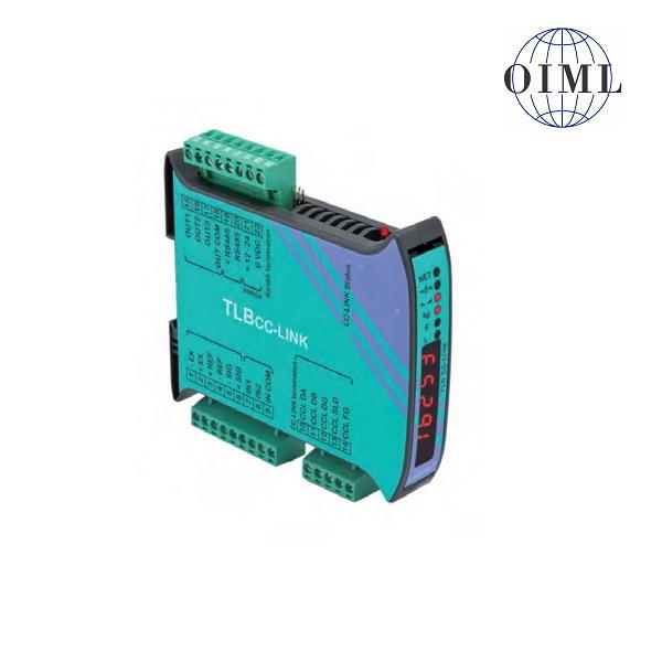 LAUMAS TLB-CC-LINK, IP-54, plast, LED (Vážní indikátor s komunikačním rozhranním CC-LINK, 3 výstupy, 2 vstupy)