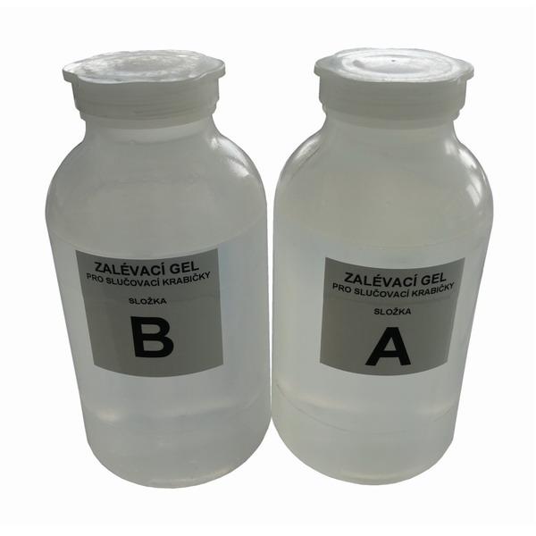 Zalévací izolační gel na ochranu elektroniky, 1kg (Izolační gel na ochranu elektroniky proti vlhkosti )