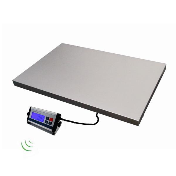 LESAK KDAEC-6090-BT, 200kg, 600mmx900mm (LESAK KDAEC-6090-BT veterinární můstková váha pro vážení nejen zvířat s bezdrátovým přenosem dat do PC)