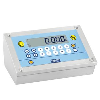 DINI ARGEO DFWATEX2GD-1, IP-68, nerez, LED (Vážní indikátor pro ATEX zóny 2 a 22 se zdrojem PW200XRD230 )