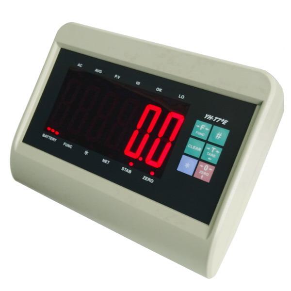 YAOHUA T7, IP-54, plast, LED (Vážní indikátor pro kontrolní vážení)