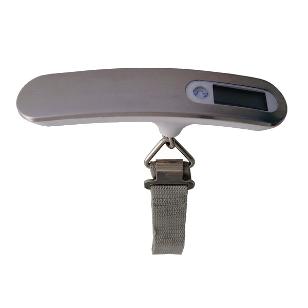 LESAK LS-OCS-14, 50kg/10g (LESAK LS-OCS-14 ruční závěsná váha na vážení zavazadel)
