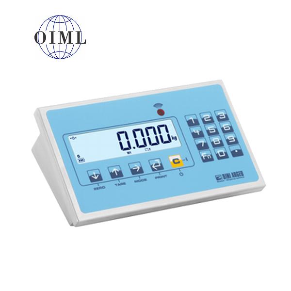 DINI ARGEO DFWLKI, IP-68, nerez, LCD (Vážní indikátor certifikovaný dle normy EN45501/2015 pro obchodní vážení)