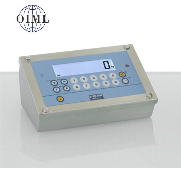 DINI ARGEO DFWKXT, IP-68, nerez, LCD (Vážní indikátor certifikovaný dle normy EN45501/2015 pro obchodní vážení)