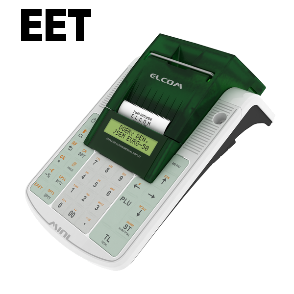 EURO-50TEi Mini (Registrační pokladna pro EET - elektronickou evidenci tržeb)