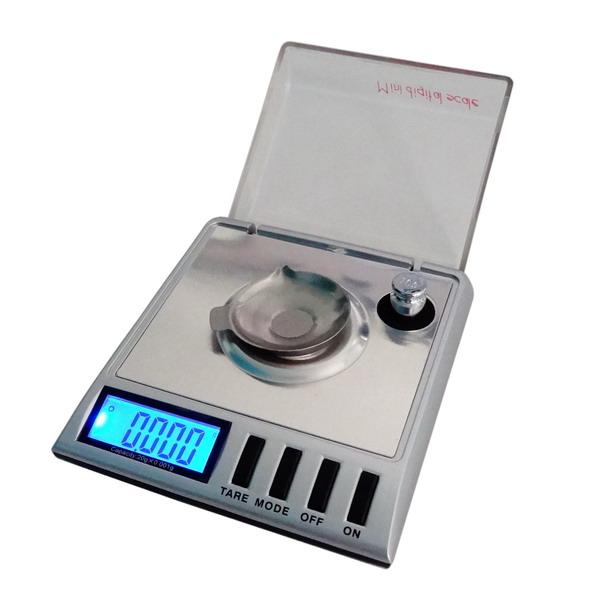 LESAK HD112, 20g/0,001g, miska pr.34mm (Levná laboratorní váha pro přesné vážení)