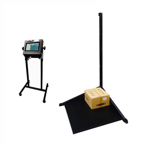 LESAK VOL4T1M1M2M060, 1000mmx1000mm, 60kg/20g (Volumetrická váha pro stanovení objemu a hmotnosti balíků)