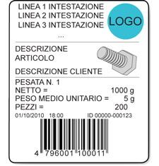 DINI ARGEO AF02 program na sečítání a počítání kusů (Program pro indikátory řady 3590E)