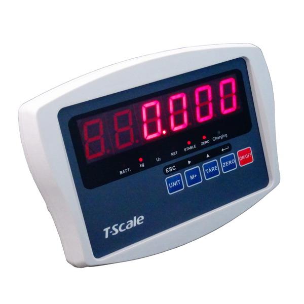 TSCALE ELW, IP-54, plast, LED (Vážní indikátor pro kontrolní vážení)