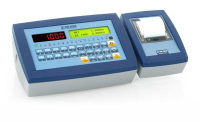 DINI ARGEO 3590EPXP, tiskárna, plast (Indikátor hmotnosti pro průmyslové aplikace s tiskárnou)
