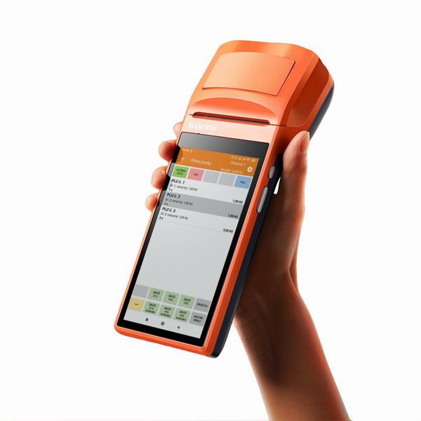 Mobilní pokladna Conto Mobile pro EET (Registrační pokladna pro EET - elektronickou evidenci tržeb)