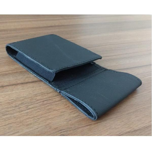 Kožené pouzdro pro Conto Mobile (Kožené pouzdro na opasek pro Mobilní pokladnu Conto Mobile)