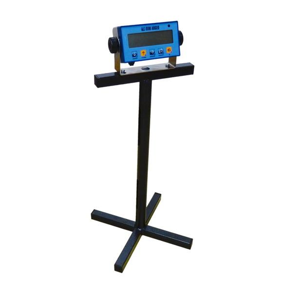 LESAK SMPVL700, mobilní stojan (Mobilní stojan pro vážní indikátory výšky 700mm)