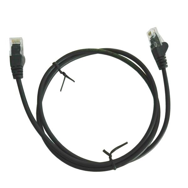 LESAK KABUTPRJ45 (Datový kabel UTP, 2x RJ45 konektor, délka 1m)
