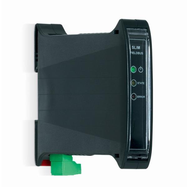 DINI ARGEO - ETHERCAT1S, indikátor hmotnosti, rozhraní ETHERCAT (Indikátor hmotnosti DINI ARGEO pro průmyslové aplikace, DIN lištu, rozhraní ETHERCAT)