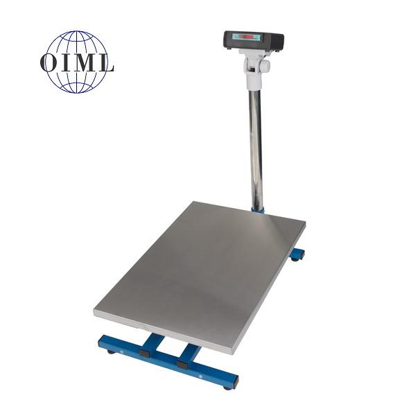 LESAK 1T4060LNTLB4-BASIC, 60kg/20g, 400x600mm (Můstková váha s indikátorem na stativu)