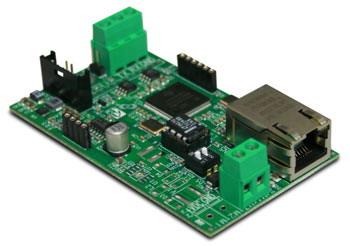 DINI ARGEO ETHD, ETHERNETOVÉ ROZHRANÍ PRO INDIKÁTORY (Ethernet, pro zabudování do indikátorů hmotnosti Dini Argeo)