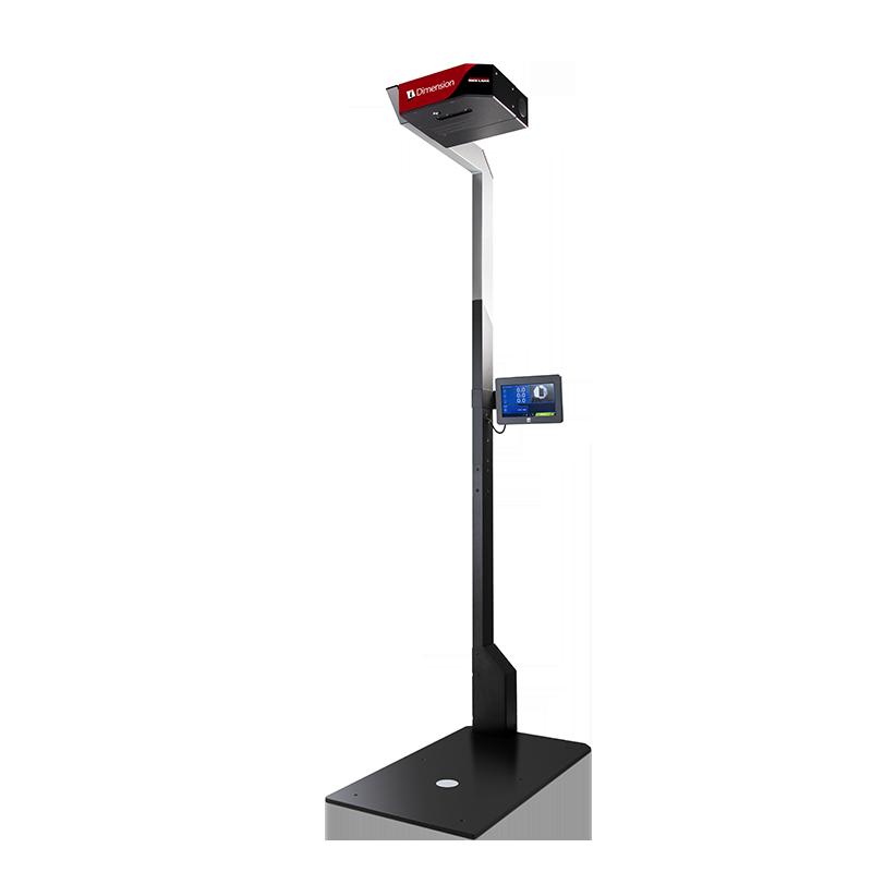 IDimension® Plus (Volumetrická váha pro stanovení objemu a hmotnosti balíků)