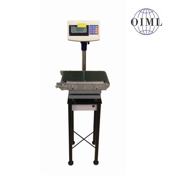 LESAK H300400VD, 6kg/2g ( Kontrola hmotnosti výrobku v nastaveném limitu)
